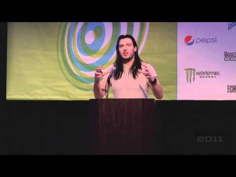 Featured Speaker: Andrew W. K.   Music 2011   SXSW