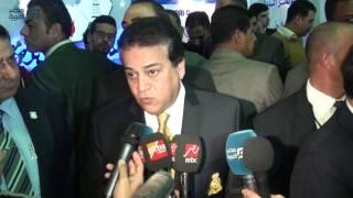 مصر العربية |  وزير التعليم العالى: ميزانية الوزارة تكفى البحوث العلمية