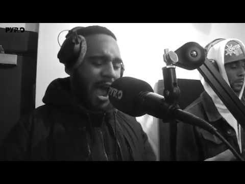 DJ Oblig B2B Jack Dat, Jammz, Killa P & Irah - PyroRadio - (21/02/2018)