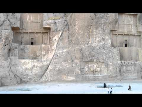 Naqsh-e Rustam | نقش رستم‎ | Naqš-e Rostam | Archaeological Site | Iran 2012 | Shiraz