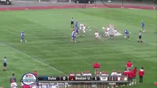 Boston University Lacrosse