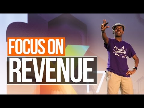 How to Make Money: Focus on Revenue Generating Activities