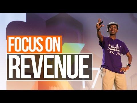 How to Make Money: Focus on Revenue Generating Activities