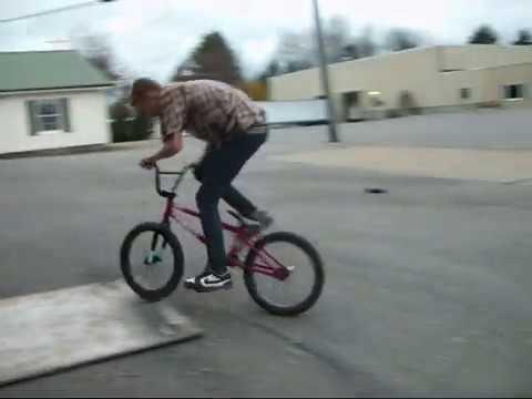 bmx Austin becker -bike teaser