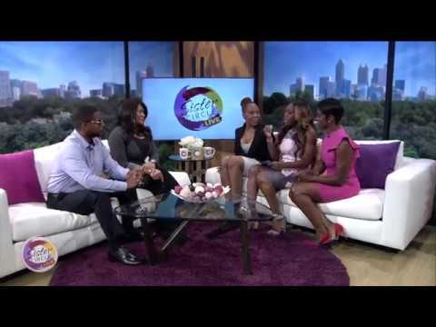 Sister Circle Live | Andrea Kelly Speaks to the Parents of Joycelyn Savage