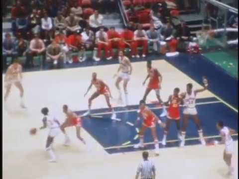 Rutgers Scarlet Knights v. Ohio State Buckeyes - 1978 Holiday Festival - NCAA Basketball