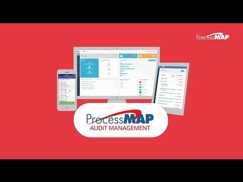 ProcessMAP Audits Management System - YouTube