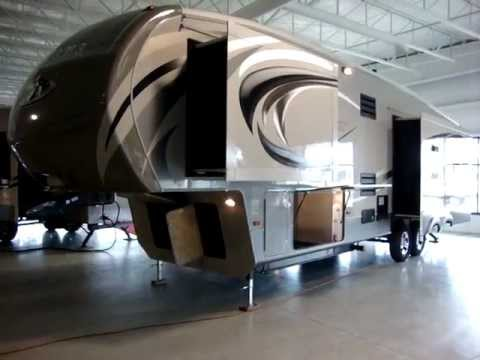Montana High Country 318RE Fifth Wheel by Keystone RV at Ohio RV Sales Couchs Campers