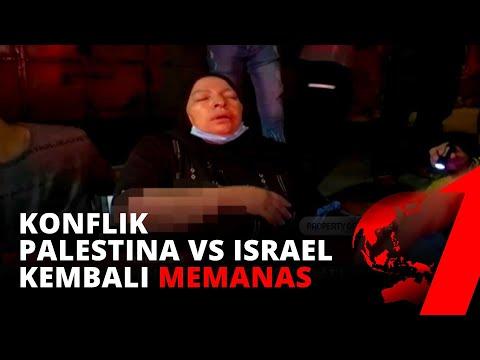 Saling Serang! Konflik Palestina Vs Israel Kembali Memanas | TvOne