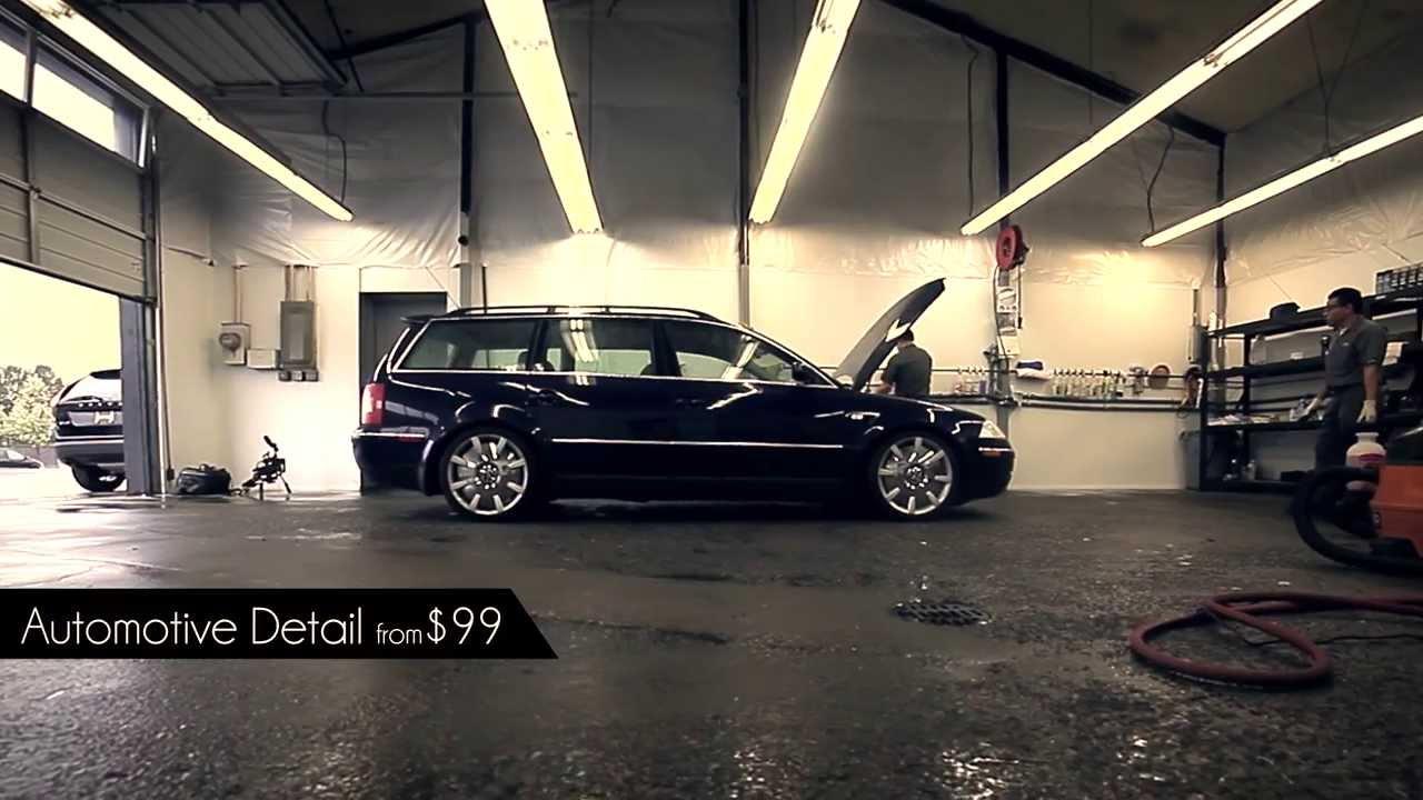 HM Motorsports Auto Detail - YouTube