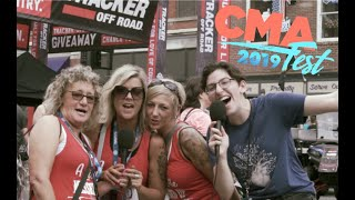 CMA Fest 2019 | Nashville Fan On The Street (Pitch List Podcast)