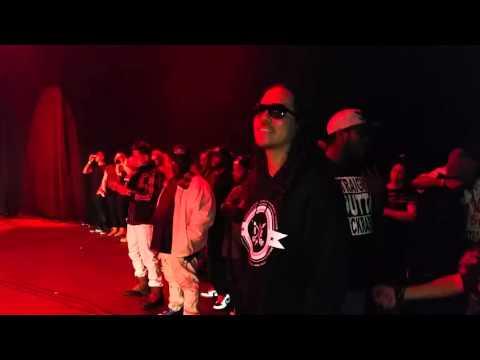 Bone Thugs & Harmony rockin live @ The...