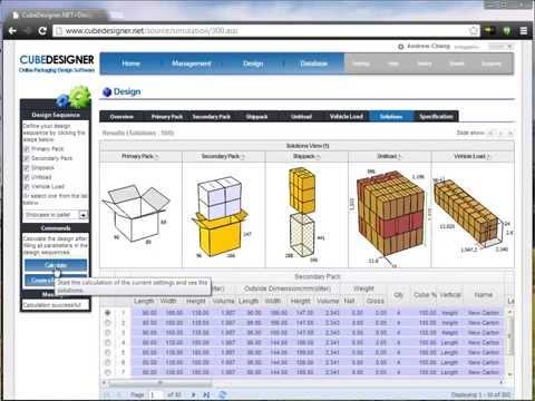 CubeDesigner Online
