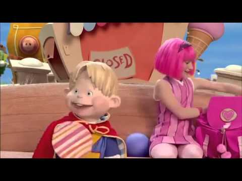 Lazy Town Welcome To Lazy Town HD version