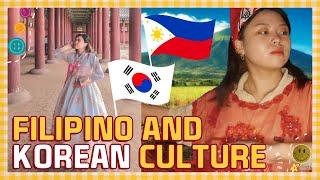 Differences & Similarities Between Filipino and Korean Culture 🇵🇭 🇰🇷 // Filipina POV