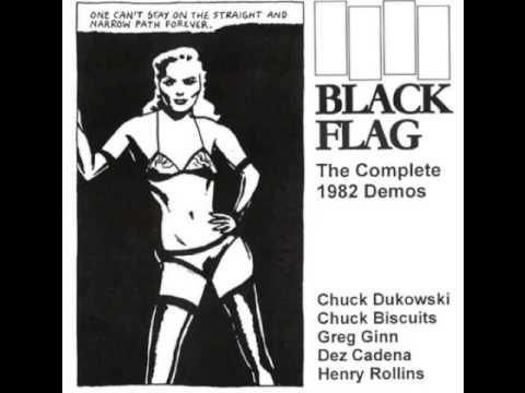 Black Flag - The Complete 1982 Demos [Full Album/HQ]