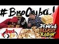 Bro Cuba : Runtuhan Jenga Makanan!