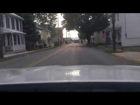 A Drive Through Martinsburg