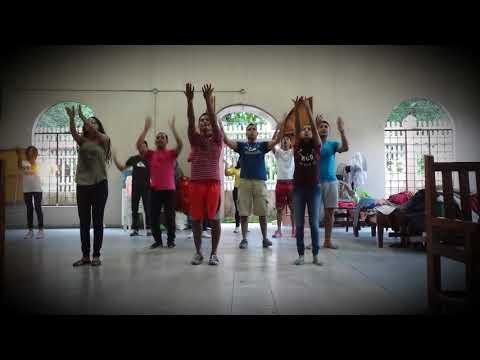 Coreografía de tercer cielo- vuelve a soñar grupo misioneros de cristo