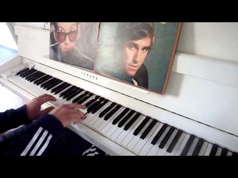 God Give Me Strength for solo piano by Costello/Bacharach