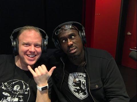 Brian Interviews Gordon Sterling, Guitarist for Nappy Riddem, Live on DC Music Rocks - 11/29/2016
