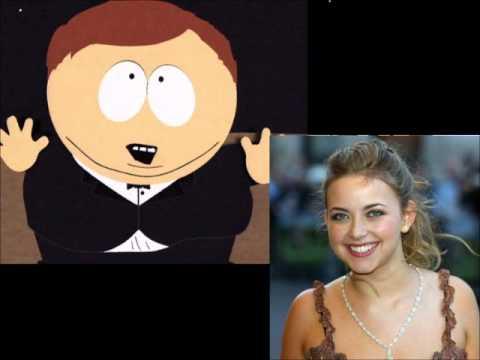 Eric Cartman Vs Charlotte Church - O Holy Night