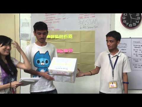 Manila Service Jam: Team A Presentation