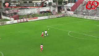 FATV 18/19 Fecha 10 - Talleres 0 - Fénix 0