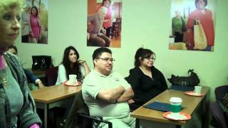 Dementia Care Training at Home Instead Senior Care San Jose - May 2011