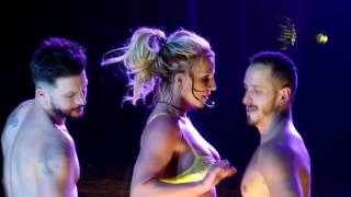 Britney Spears - Touch of my hand @ Planet Hollywood Las Vegas - 5 April 2017