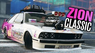 GTA 5 Online - NEW Ubermacht Zion Classic Customization (Diamond Casino)
