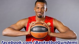 Derrick Brown - ''One More Night'' - Welcome to Anadolu Efes