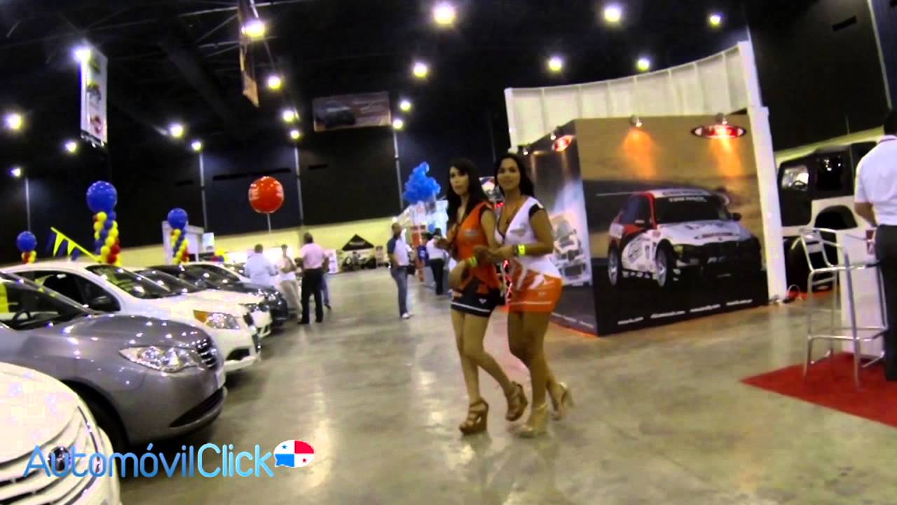 Carros En Venta >> Venta de Autos Usados - Auto Show Acelerador Panamá 2013 - YouTube