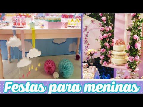 40 Tema de Festa infantil para Menina / Expor Parques e Festas 2016