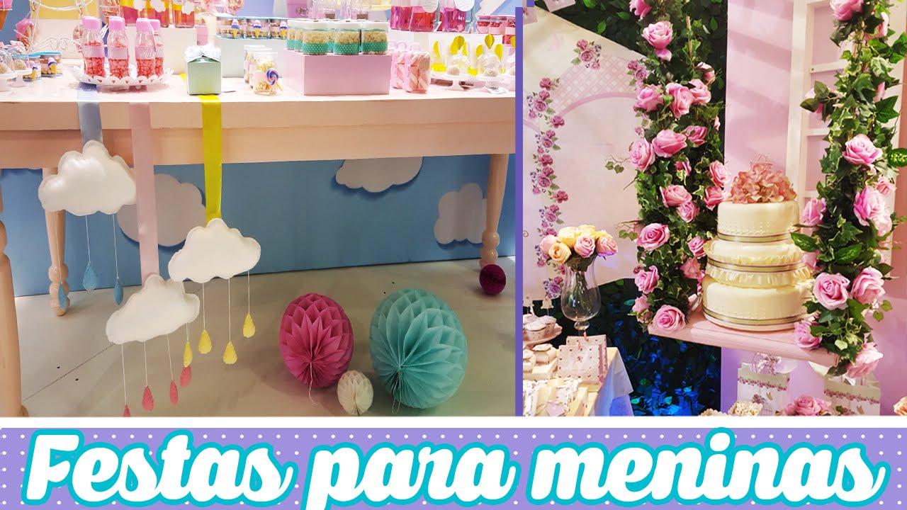 d8cef44d93 40 Tema de Festa infantil para Menina   Expor Parques e Festas 2016 -  YouTube