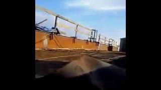 Керченский мост сегодня 01.12.2016/Крымский мост/ Мост изнутри часть 2