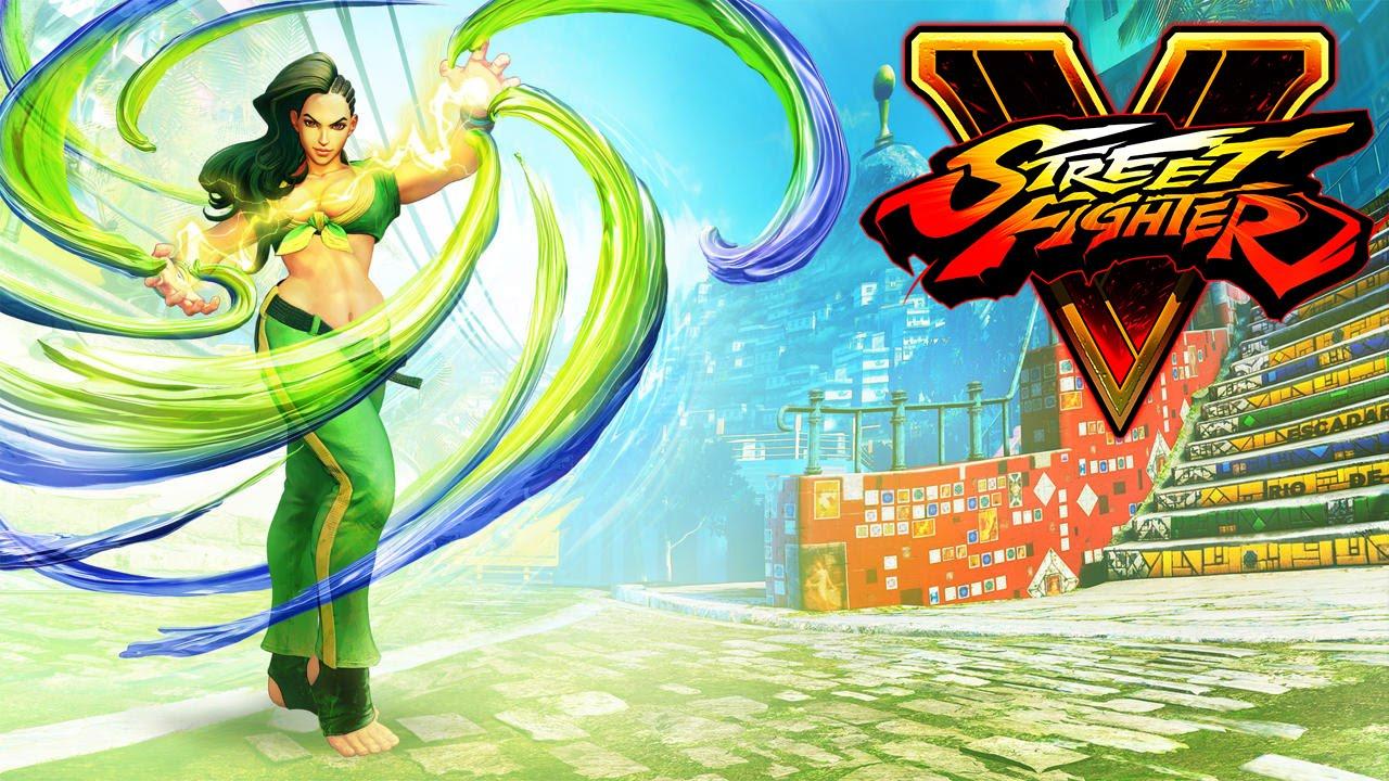 Street Fighter V / 5 - Hillside Plaza Brazil Theme OST Extended (Full  Version)