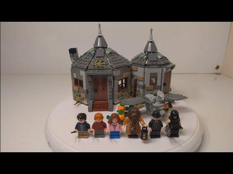 Lego Harry Potter ⚡ Hagrid's Hut Buckbeak's Rescue review