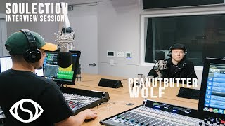 Peanut Butter Wolf speaks on J.Dilla memories, record label ownership and more...
