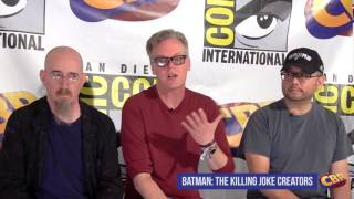 """Batman: The Killing Joke"" Creative Team Talk Importance Of R-Rating"