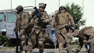 أخبار عالمية - وزارة الدفاع الأمريكية ترجح قتل زعيم #داعش في #أفغانستان