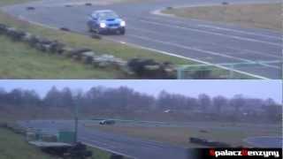 Subaru Impreza WRX STI & Audi A4 - Trening Tor Lublin - Spalacz Benzyny