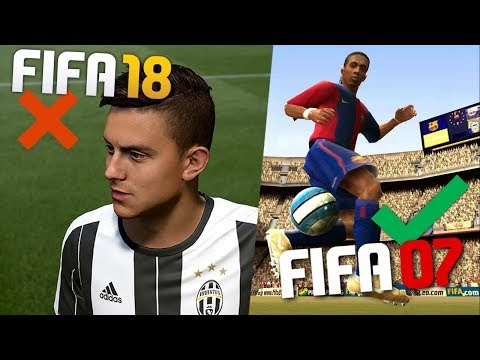 THE HISTORY OF FIFA CAREER MODE!! (FIFA 2005 - FIFA 18) | RANKING EVERY CAREER MODE BEST TO WORST