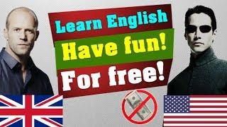 افضل موقع مجاني لتعلم الإنجليزية من مقاطع الأفلام Learn English With Movies