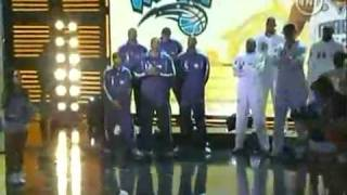 Jabbawockeez NBA ALL STARS