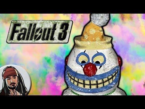 Fallout 3 Funny Moments (Fails, Spooky, Glitches, Funtage) P 6