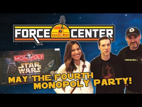 ForceCenter Game Night - Star Wars Monopoly!