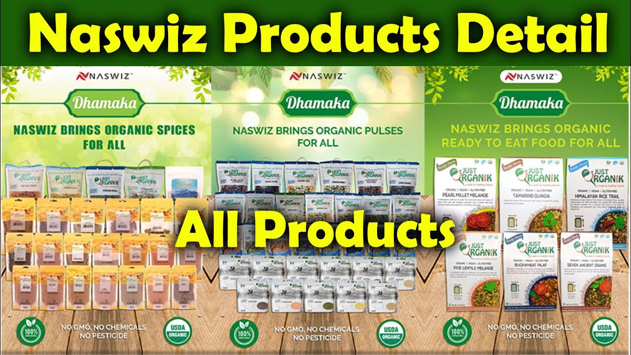 Naswiz Products | naswiz retails pvt ltd products list | Direct Selling Company | naswiz business