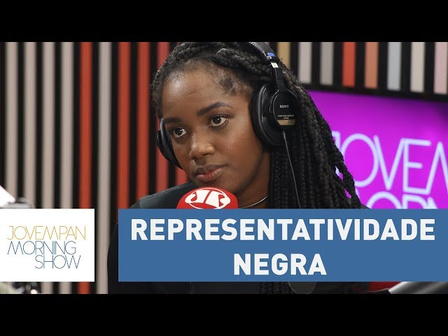 """IZA discute representatividade negra: """"Não somos capa de revista por conta da cor da pele"""""""