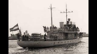De reis van voormalig marineschip Hendrik Karssen naar Hoorn